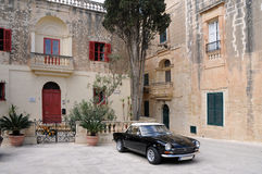 Mdina Royalty Free Stock Photo