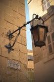 Mdina city architecture detail - Malta Royalty Free Stock Photos