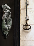 Mdina Door Knocker Royalty Free Stock Image