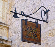 Mdina Dungeons, Malta stock photos