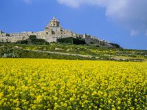 Mdina, Malta imagen de archivo libre de regalías