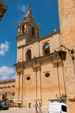 Silent city of Mdina, Malta Stock Photo