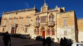 Mdina Malta Stock Photo