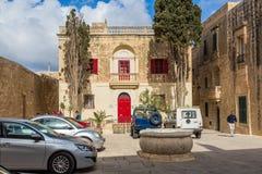 Mdina Malta, Maj, - 04 2016: Piękna architektura ja Obraz Royalty Free
