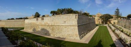 Mdina Malta Stock Image