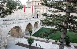 Mdina, Malte Photos stock