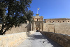 Mdina,Maltese Islands Royalty Free Stock Photo