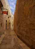 Mdina - medieval walled town in Malta Royalty Free Stock Image