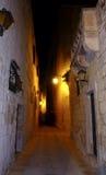 Mdina by Night Stock Photo