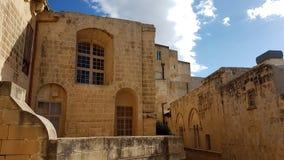 Mdina old City Malta Royalty Free Stock Photo