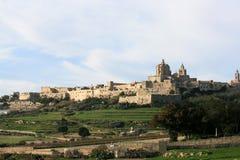 mdina s της Μάλτας πόλεων σιωπη&lambd Στοκ φωτογραφίες με δικαίωμα ελεύθερης χρήσης