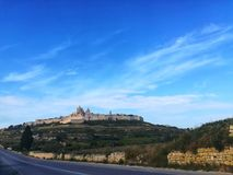 Mdina: the & x22;silent city& x22;. Ancient capital of Malta Stock Photo