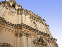 Mdina the Silent City of Malta Royalty Free Stock Image