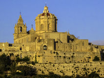 Mdina, The Silent City Royalty Free Stock Photo