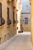 Mdina Street Stock Images
