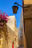 Mdina Traditional Scene Stock Photography
