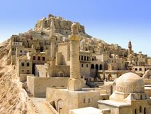 Médio Oriente Imagem de Stock