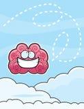 móżdżkowe chmury Obrazy Stock