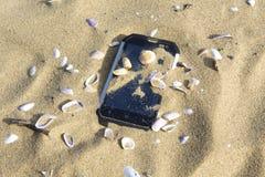 mądry telefon Zdjęcia Royalty Free