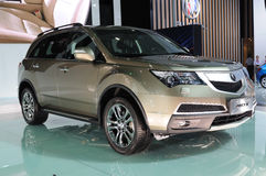 Mdx d'Acura photographie stock