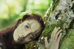 Âme d'arbre Photographie stock libre de droits