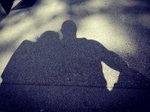Me e voi fotografia stock