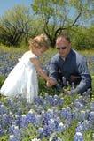 Me en Papa stock afbeeldingen