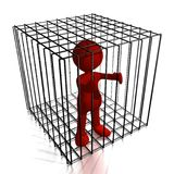 Me in jail Stock Photos