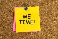 Free Me Time Heading Stock Photos - 137995483