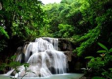 Mea-Kamin waterfall. Royalty Free Stock Image