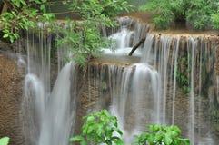 Mea-Khamin waterfall. Stock Image