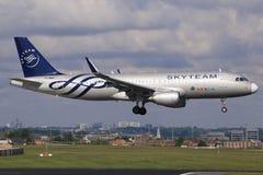 MEA linia lotnicza zdjęcie royalty free