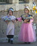 mea purim shearim 图库摄影