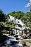 Mea Ya Waterfall, Doi inthanon , Chiangmai,Waterfall of Thailand Stock Photography