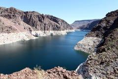 mead Невада озера стоковые изображения