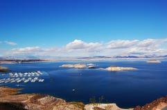 mead Невада озера стоковая фотография rf
