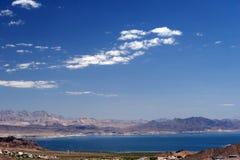 mead озера стоковое изображение