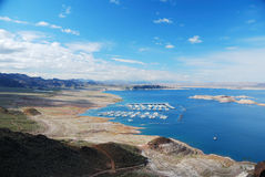 mead озера стоковые фотографии rf