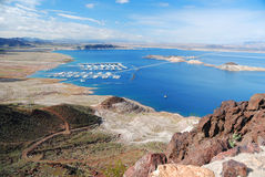mead озера стоковое фото