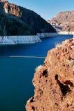 mead озера hoover запруды ближайше Стоковые Фотографии RF