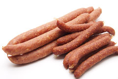 Mead sausage Royalty Free Stock Photos