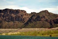 湖Meade 库存图片
