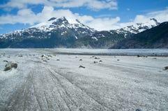 Meade Glacier 7 Royalty Free Stock Photos