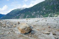 Meade Glacier 4 Stock Image