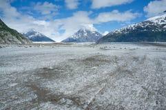 Meade Glacier Stock Photography