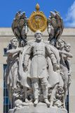 Meade Statue - Washington, DC Stockfoto