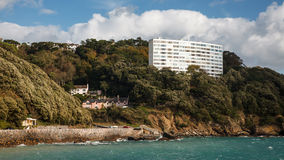 Meadfoot Bay Torquay Royalty Free Stock Image