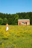 Meadow#1 Imágenes de archivo libres de regalías