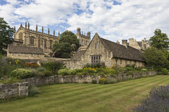 Meadow Building, Christ Church Cathedral Stock Photo