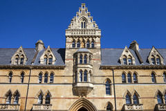 The Meadow Building at Christ Church College in Oxford Royalty Free Stock Photos